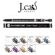 * PICK ANY colour OF YOUR CHOICE * (3 colours) J cat rocker chick velvet waterproof gel eye liner