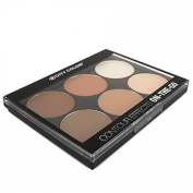City Colour Contour Effects On-The-Go 6 Shades Highlighter Bronzer Powder Palette