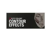 City Colour Contour Effects Palette Face shadow Shimmer Bronze Highlight
