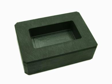 150ml Gold Bar High Density Graphite Mould Rectangle