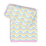 Esteffi Cotton Wavery Baby Blanket