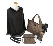 THEA THEA Sara Nappy Bag in Mocha