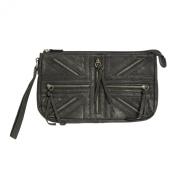 Religion Women's Unity Zip Feature Clutch Bag One Size Black