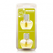 Claire Burke Sparkling Citron Verbena Electric Fragrance Warmer Refill
