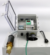 Single Channel Smart Digital True Plug & Play Hot-Swappable Industrial NEMA 4X pH Measurement System for Continuous Process Control with IOTRON & ZEUS Smart Digital Industrial pH Sensors