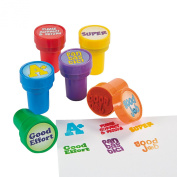 Fun Express Teacher Stampers Party Favour Toy - 24 pieces