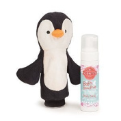 Scentsy Percy Penguin Mit & Oodles of Orange Scent Bath Smoothie