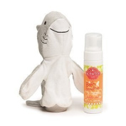 Scentsy Stevie the Shark Scrubby Buddy and Candy Dandy Bath Smoothie
