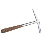 C.S. Osborne Saddler's Hammer, Steel/Walnut