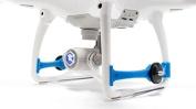 Lume Cube Mounting Bars for DJI Phantom 4 - Blue