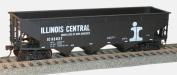 Accurail HO Scale Kit # 7556 - AAR 70-Tonne Offset-Side 3-Bay Hopper - Kit