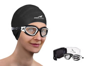 SealBuddy PV10 Panoramic View Goggle Anti-fog and scratch resistant lens