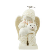 Snowbabies Department 56 Dream Collection Bless the Beast Figurine, 9.8cm