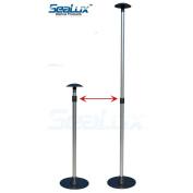 SeaLux 80cm - 140cm Adjustable Aluminium Boat Cover Support Pole System