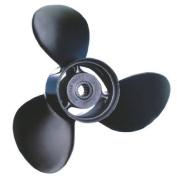 Michigan Wheel 3-Blade Aluminium Cupped Propeller, 11-1/4 dia x 10 pitch