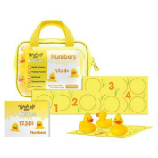 Teach My Baby Bathtime Numbers Toy, Yellow