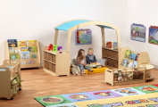 Millhouse Playscapes Cosy Reading Zone Discount Bundle