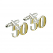 Wendy Jones-Blacket Diecast Cufflinks - 50