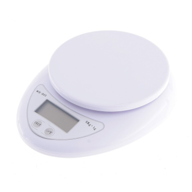 Digital Kitchen / Parcel Weight Scale Diet Food 5Kg 1G Portable Travel Portable Camping Durable