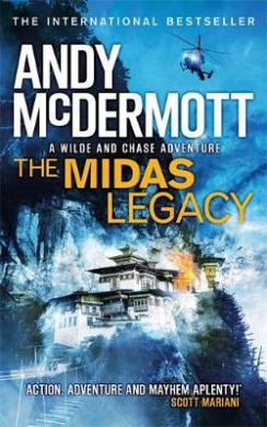 The Midas Legacy (Wilde/Chase 12) (Wilde/Chase)