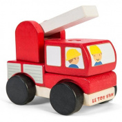 Le Toy Van : Fire Engine Stacker