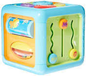 Small World Toys Side-to-Side Discovery Cube
