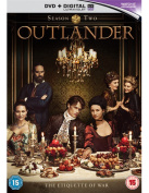 Outlander: Complete Season 2 [Region 2]