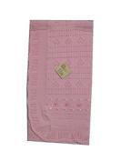 New Baby Boys Girls Crochet Shawl Cream, Pink, White, Blue Size 1mx1m