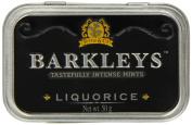 Barkleys Liquorice Mints Tin 50 g