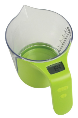 Large Digital Measuring Jug with built in LCD kitchen scale features detachable jug