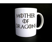 Mother of Dragons Daenerys Targaryen Stormborn Funny Game of thrones Novelty Mug