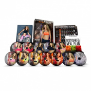Jillian Michaels BODYSHRED Fitness Program [Region 4]