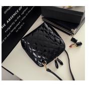 Factory Outlet Ladies' Shoulder Bag - Black