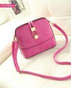 Tote Shoulder Bags Handbag - rose