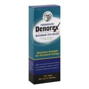 Denorex, Therapeutic, 2-in-1 Shampoo + Conditioner, Maximum Itch Relief - 300ml Ea, Pack of 2