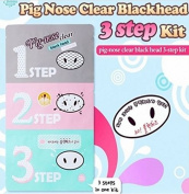 Holika Pig Nose Stick Contractive Pore Removal Blackheads Trilogyt by GokuStore