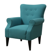Emerald Home U360-05-04 Lydia Accent Chair, Mallard