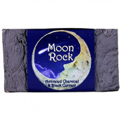 Moon Rock Activated Charcoal & Black Currant Body Bar by RAD Soap Co. 180ml