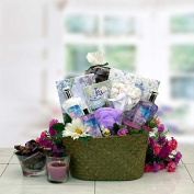 Pampering Bath and Body Gift Basket | Lavender Scented