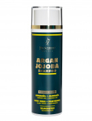 Dr. Schedu Berlin Argan Jojoba Shampoo, with Aloe Vera Gel & Panthenol, 100% silicone free, for colour-treated, dry, and damaged hair
