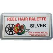 Reel Creations Reel Hair Palette, Silver