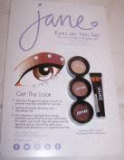 Jane Cosmetics 4pc Eye Primer & Shadow Set