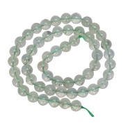 "AAA Natural Green Prehnite Gemstone 4mm Loose Round Beads Spacer Beads For Jewellery Making 15.5"" (1 strand) GY15-4"