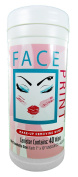 Face Print (New!) Make-Up Removing and Cleansing Wipes 40ct.