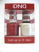 DND *Duo Gel* (Gel & Matching Polish) Glitter Set 470 - Love Letter by DND Gel