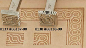 K138 Craftool Stamping Tool Tandy Leather 66138-00