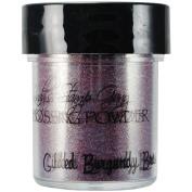 Brand New Lindy's Stamp Gang 2-Tone Embossing Powder .150ml Jars-Gilded Burgundy Brass Brand New