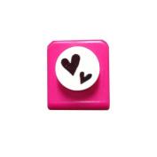 Carl Craft Mini Craft Paper Punch, Mini Heart