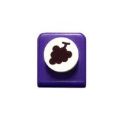Carl Craft Mini Craft Paper Punch, Grape