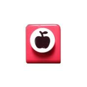 Carl Craft Mini Craft Paper Punch, Apple